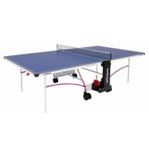 Klappbare Tischtennisplatte