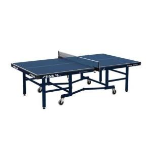 Rollbare Tischtennisplatte