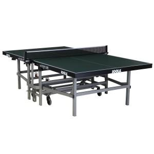 Wettkampf Tischtennisplatte