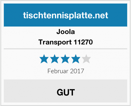 Joola Transport 11270 Test
