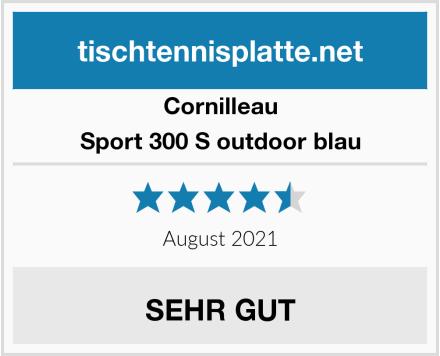 Cornilleau Sport 300 S outdoor blau Test