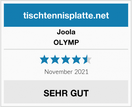 Joola OLYMP Test