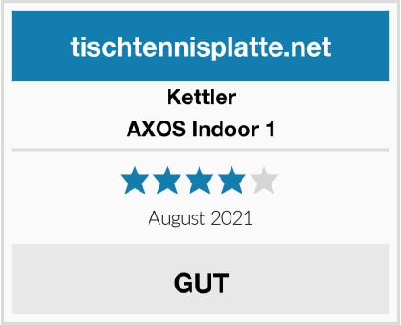 Kettler AXOS Indoor 1 Test