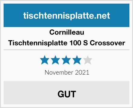 Cornilleau Tischtennisplatte 100 S Crossover Test