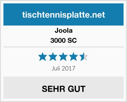 Joola 3000 SC Test