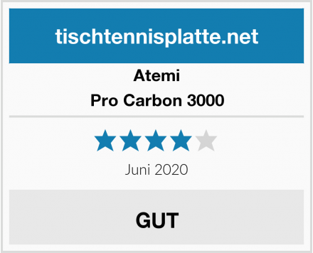 Atemi Pro Carbon 3000 Test