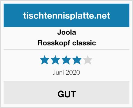 Joola Rosskopf classic Test