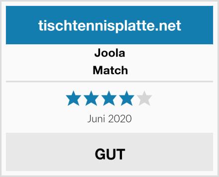 Joola Match Test