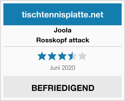 Joola Rosskopf attack Test