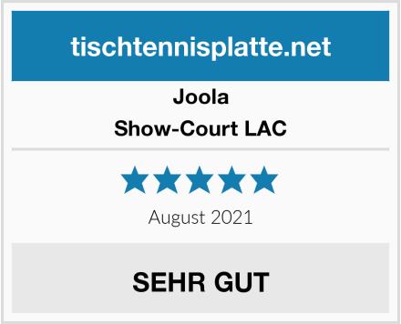 Joola Show-Court LAC Test