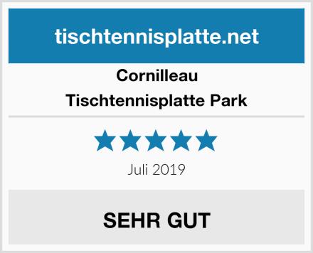 Cornilleau Tischtennisplatte Park Test