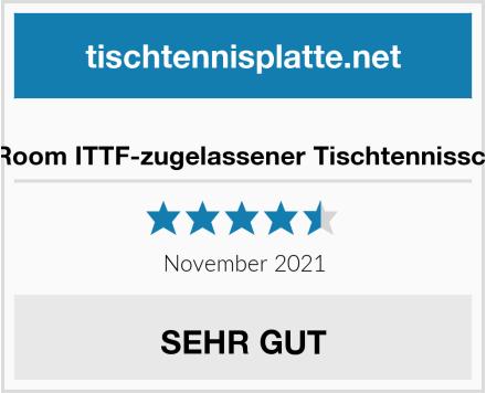 No Name Easy-Room ITTF-zugelassener Tischtennisschläger Test