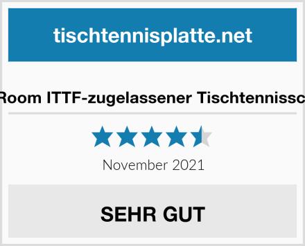 Easy-Room ITTF-zugelassener Tischtennisschläger Test