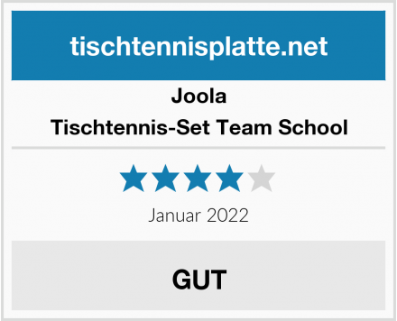 Joola Tischtennis-Set Team School Test