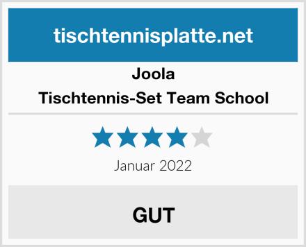 Joola Tischtennis-Set Team School Test