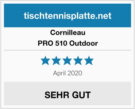 Cornilleau PRO 510 Outdoor Test