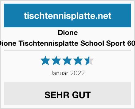 Dione Dione Tischtennisplatte School Sport 600 Test