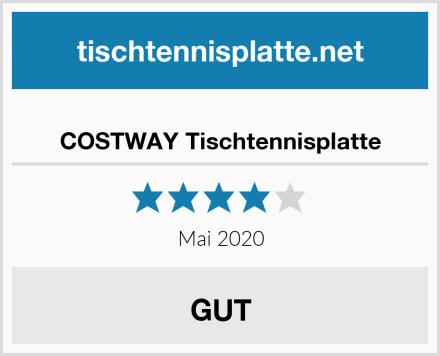 COSTWAY Tischtennisplatte Test