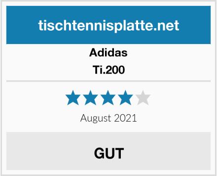 Adidas Ti.200 Test