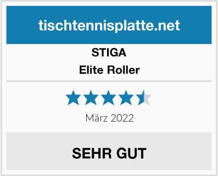 STIGA Elite Roller Test