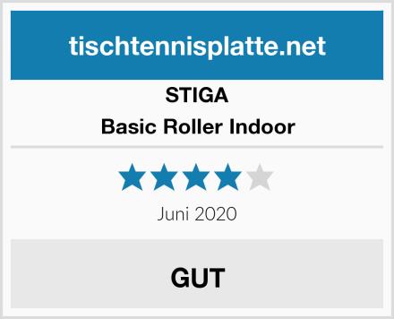 STIGA Basic Roller Indoor Test
