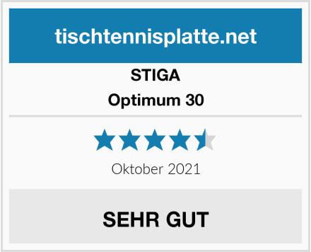 STIGA Optimum 30 Test