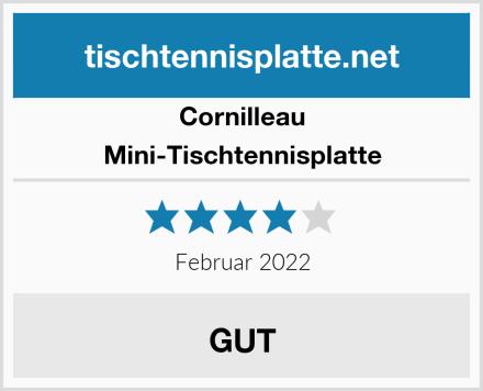 Cornilleau Mini-Tischtennisplatte Test