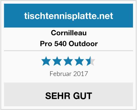 Cornilleau Pro 540 Outdoor Test
