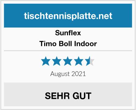 Sunflex Timo Boll Indoor Test