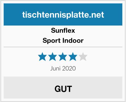 Sunflex Sport Indoor Test