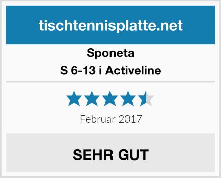 Sponeta S 6-13 i Activeline Test