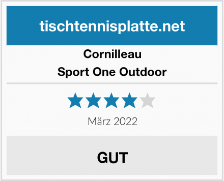 Cornilleau Sport One Outdoor Test