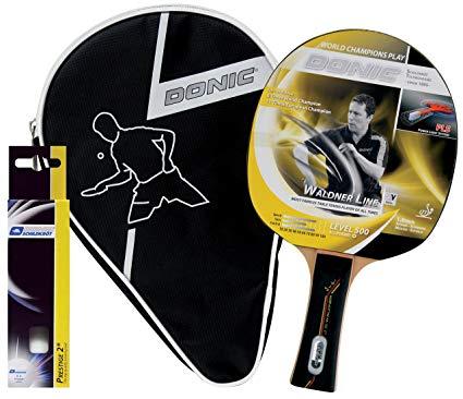 Donic-Schildkröt Tischtennis Geschenkset Waldner 500