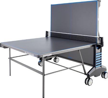 kettler outdoor 4 tischtennisplatten test 2017. Black Bedroom Furniture Sets. Home Design Ideas