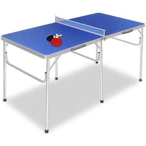 COSTWAY Tischtennisplatte