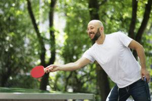 Was tun wenn der Tischtennisschläger nicht mehr zieht?